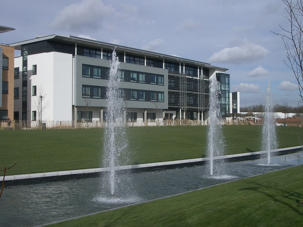 Warwick mathematics institute for House bulder